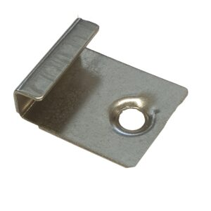 metal starter clip for DuoDeck composite decking