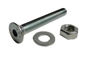 DuoDeck composite decking bolt