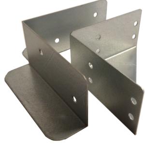 composte decking corner bracket