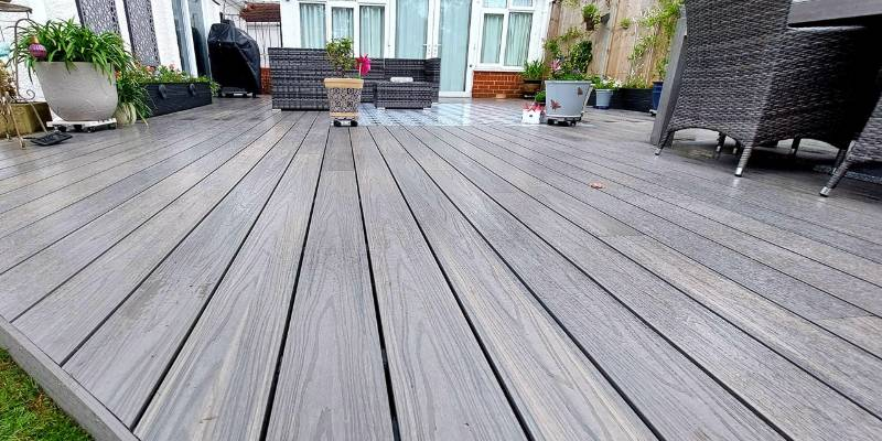 composite decking somerset, hampshire, bournemouth
